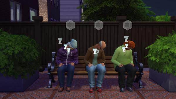 3 sleepers