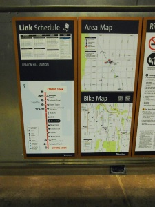 Beacon Hill Station maps