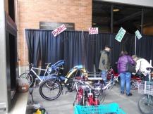 Bicycle Petting Zoo