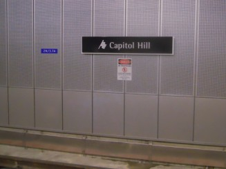 Cap Hill Station