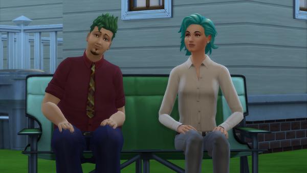 Spencer and Cassandra