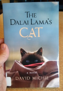 The Dalai Lamas Cat