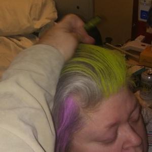 Amys hair