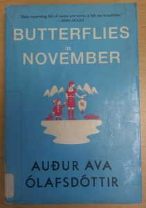 Butterflies in November