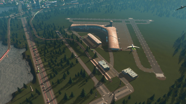 international airport