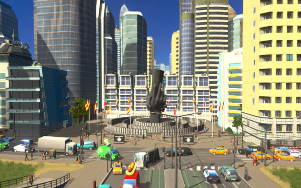Disaster Park