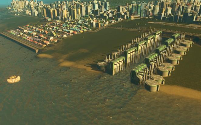 Sewage Center