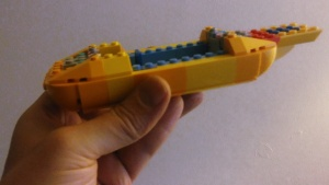 Yellow Submarine in progress