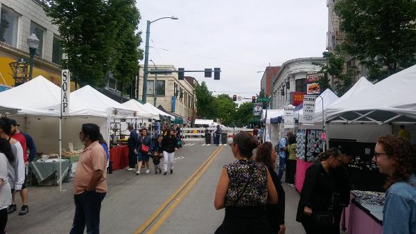 Street Fair 2018