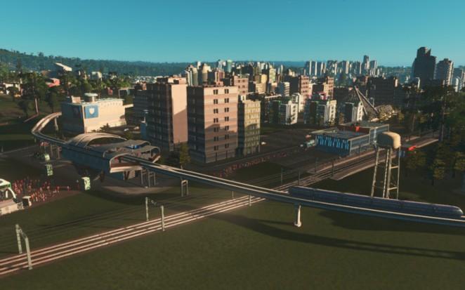 08 Intercity Station