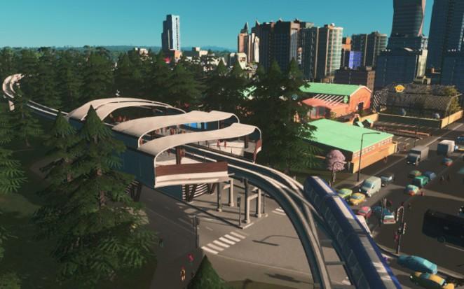 10 Zoo Annex Station
